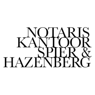 Notaris kantoor Spier & Hazenberg logo