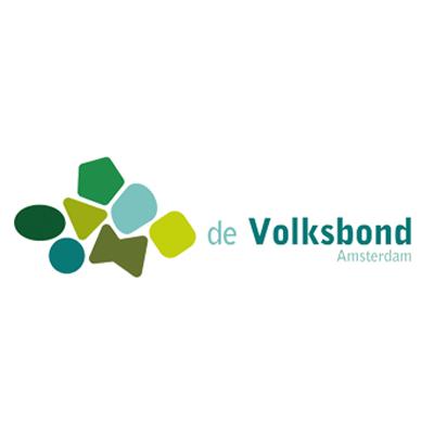 de Volksbond Amsterdam logo